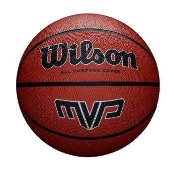 Wilson MVP 295 basketball Brun