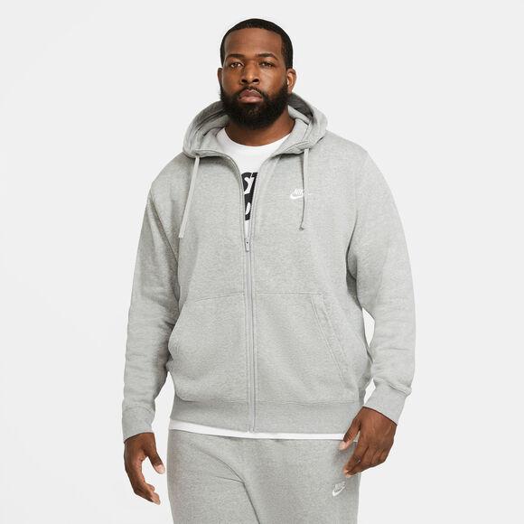 Sportswear Club Fleece hettejakke herre