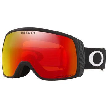 Oakley Flight Tracker XM Matte Black, Prizm Snow Torch Iridium alpinbriller Herre Svart