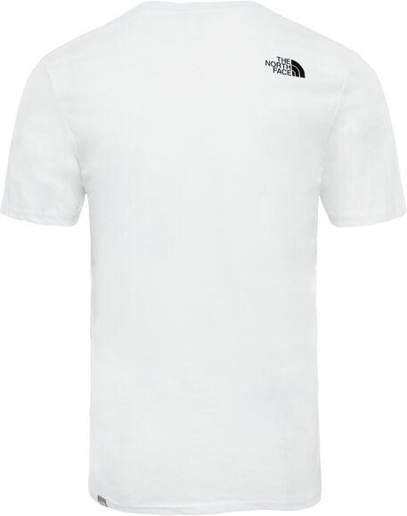Easy t-skjorte herre