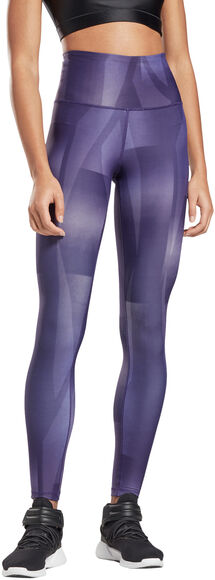 Lux Bold High-Rise Vector Block tights dame