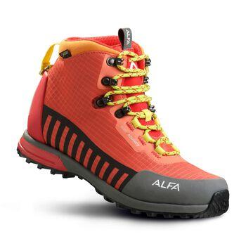 Alfa Kvist Advance GTX® tursko dame Oransje