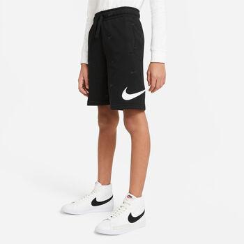 Nike Sportswear Swoosh shorts junior Svart