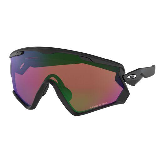 Wind Jacket 2.0 Prizm™ Snow Jade Iridium - Matte Black sportsbriller