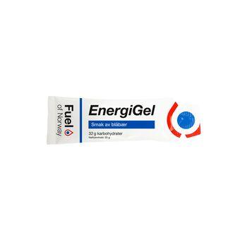 Fuel of Norway Energigel blåbær