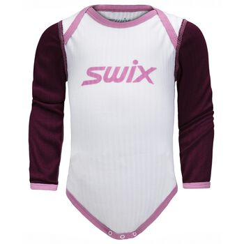 Swix RaceX body baby Hvit
