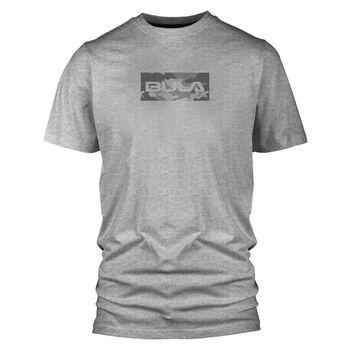 Bula Frame t-skjorte herre Grå