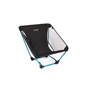 Helinox Ground Chair sammeleggbar turstol Svart