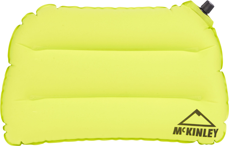 McKINLEY | Trekker oppblåsbar pute | Utendørs | Gul