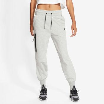 Nike Tech Fleece joggebukse dame Grå