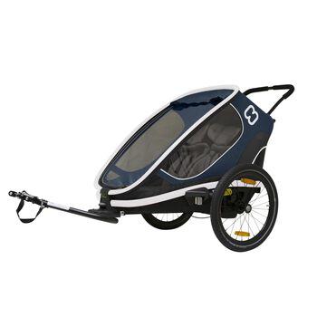 Hamax Outback sykkelvogn Blå