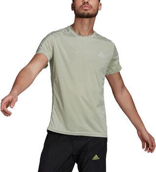 adidas Own the Run teknisk t-skjorte herre Grønn