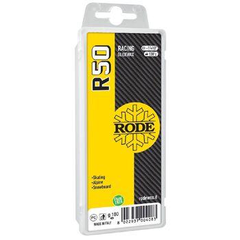 RODE Racing glider fluorfritt +10/-1 Gul