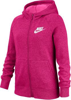 Nike G Nsw Pe Full Zip hettegenser barn/junior