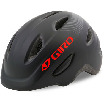 Giro Scamp sykkelhjelm barn Svart