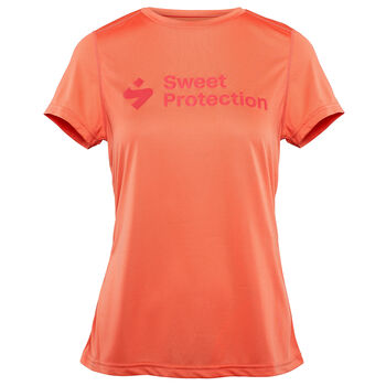 Sweet Protection Hunter SS sykkeltrøye dame Oransje