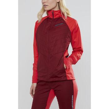 Craft Storm Balance Jacket langrennsjakke dame Rød