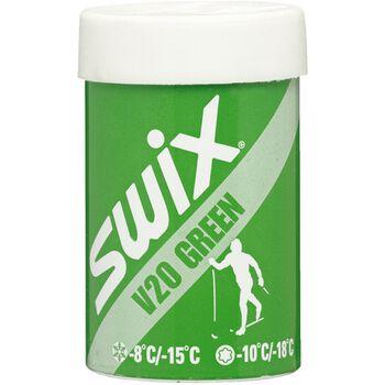 Swix V20 festevoks grønn -8/-15°C 45 gram