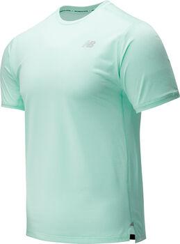 New Balance Impact Run teknisk t-skjorte herre Grønn