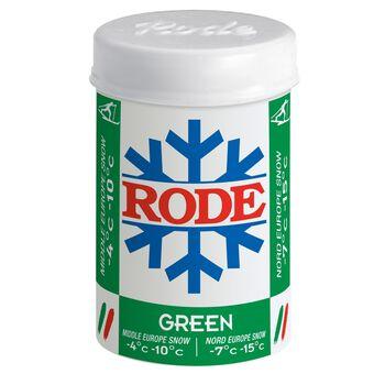 RODE P20 festevoks grønn Rød