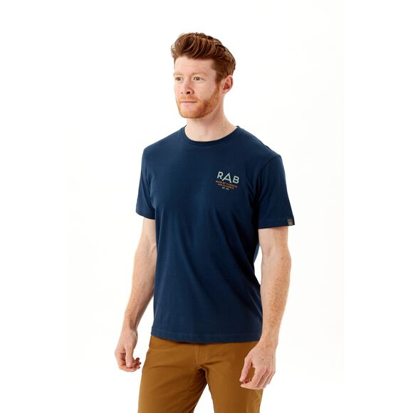 Stance Sunrise SS t-skjorte herre