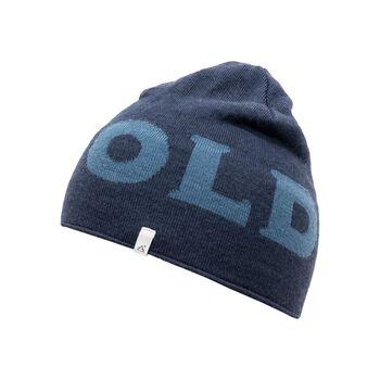Devold Logo ullue barn Blå