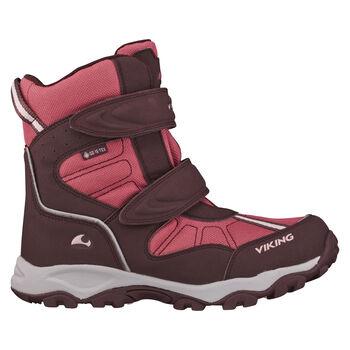 VIKING footwear Bluster II GTX vintersko barn/junior Rød