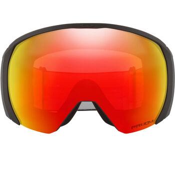 Oakley Flight Path XL Matte Black, Prizm Snow Torch Iridium alpinbriller Herre Svart