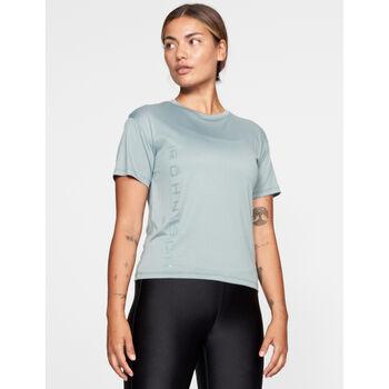 Röhnisch Ivy Loose teknisk t-skjorte dame Grå