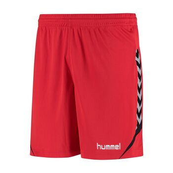 Hummel Authentic Charge Poly treningsshorts junior barn Rød