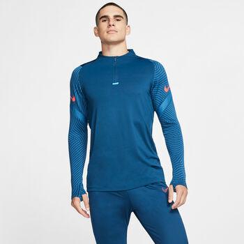 Nike Dri-FIT Strike treningsgenser herre Blå