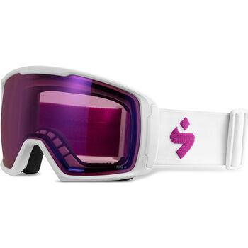 Sweet Protection Clockwork World Cup RIG Sapphire alpinbriller Herre Hvit