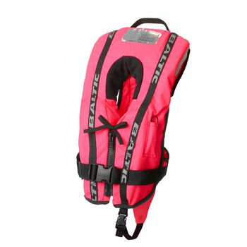 Baltic Bambi Supersoft 3-12 kg redningsvest barn Rosa