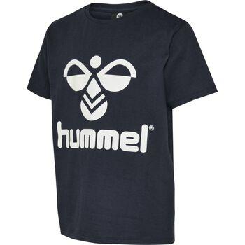 Hummel Tres S/S t-skjorte barn/junior Svart