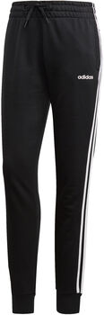 adidas Essentials 3-Stripes joggebukse dame Svart