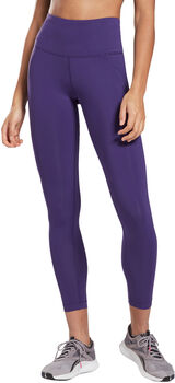 Reebok Lux High-Rise tights dame Lilla