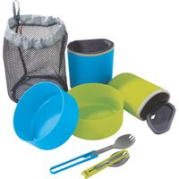 2 Person Mess Kit, Mugs, Bowls spisesett