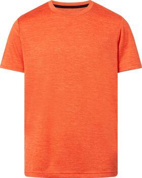 ENERGETICS Tibor teknisk t-skjorte junior Gutt Rød
