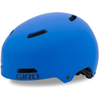 Giro Dime Fs sykkel- og skatehjelm junior Blå