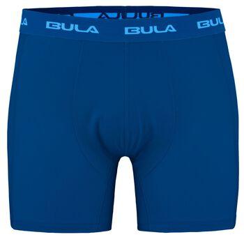 Bula Solid bokser herre Blå