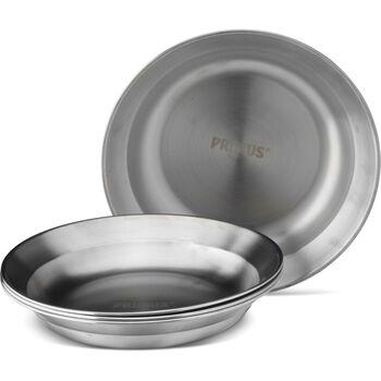 PRIMUS Campfire Plate S/S Plate Sølv