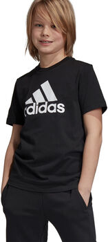 adidas Must Haves Badges of Sport t-skjorte barn/junior Svart