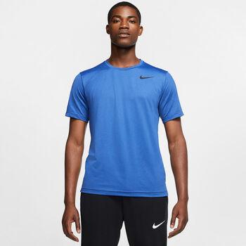 Nike Pro teknisk t-skjorte herre Blå