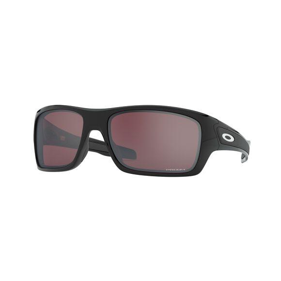 Turbine Prizm™ Snow Black - Polished Black solbriller