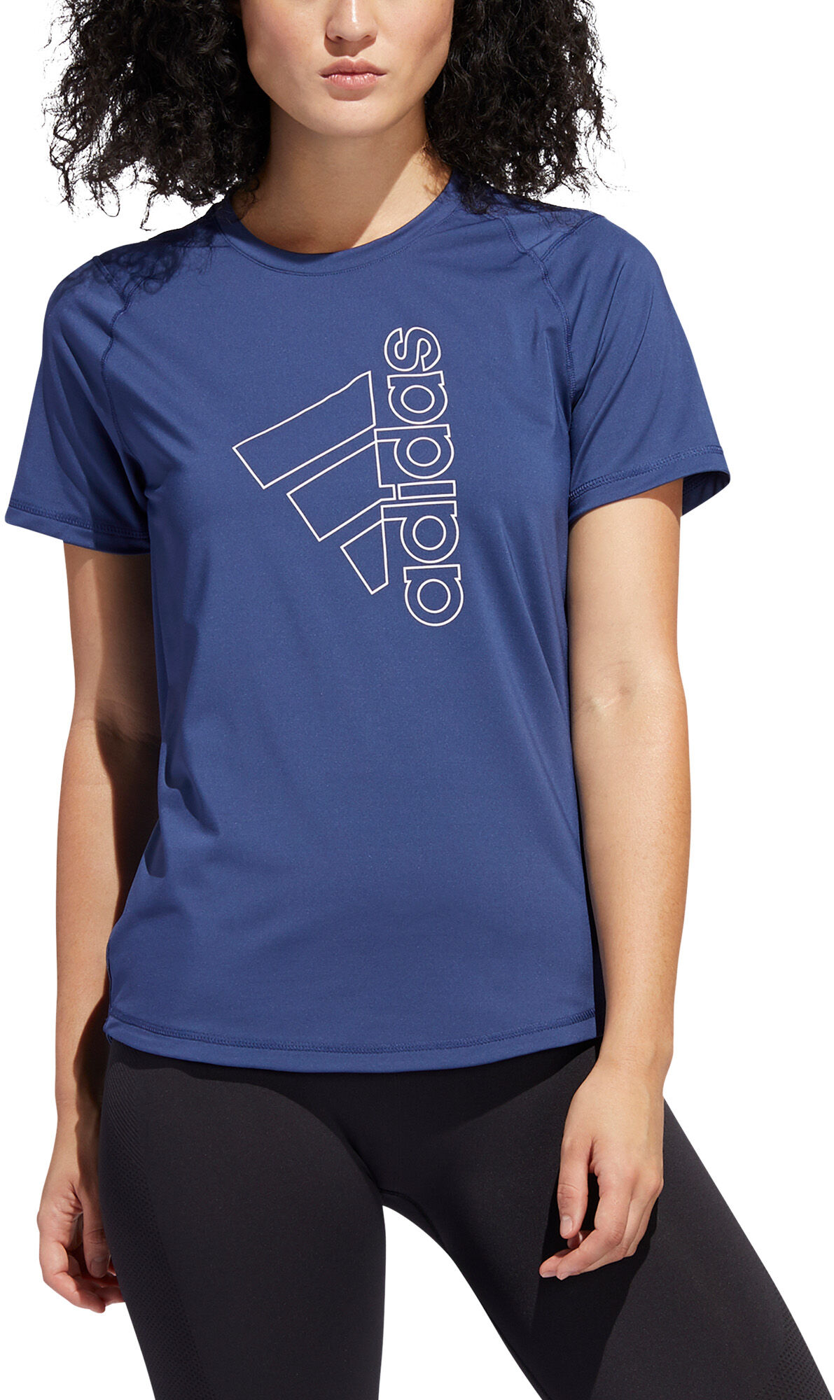 Intersport adidas Badge of Sport CO t skjorte dame | Intersport