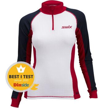 Swix RaceX Halfzip treningsgenser dame Flerfarvet