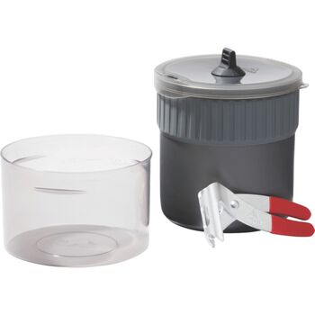 MSR Trail Mini Solo Cook Set kjele Svart