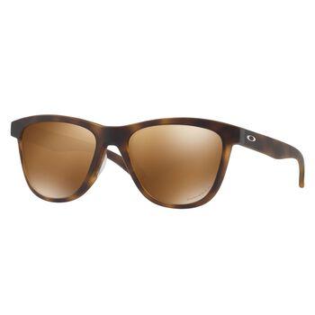 Oakley Moonlighter Prizm™ Tungsten Polarized - Matte Tortoise solbriller Herre Brun