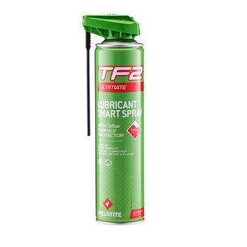 Weldtite TF2 Ultimate Smart beskyttende spray til sykkel, 400 ml Grønn
