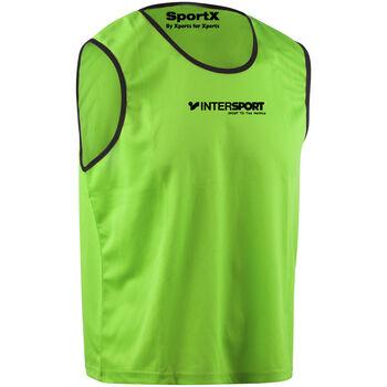 SportX  Standard overtrekksvest  Grønn